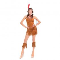 Native American Maiden 1026