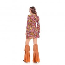 Peace And Love Hippie Women's Costume 15498