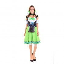 Oktoberfest Beer Girl costume 1032-1