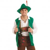 Adult Traditional Bavarian Man Costume 1027