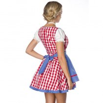 Traditional Mini Dirndl and Apron