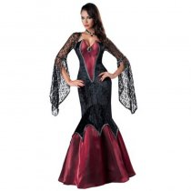 Elite Piercing Beauty Vampiress Womens Costume