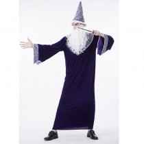 Merlin the Court Magician Adult Costume