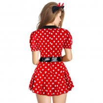 3 Piece Sexy Minnie Mouse Costume