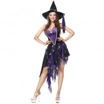 Halloween Costumes Deguisement Sexy Witch Costume