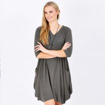 The Pocket Tunic Dress