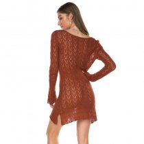 Knitting Brooklyn Tunic Dress