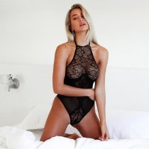 2018 Quality Women Seductive Lace Bodysuits