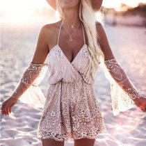 Kelly Sparkling Romper Playsuit