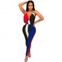 Halter Backless Sexy Jumpsuit