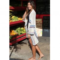 Hollow Knitting Beach Cover-ups Cardigan