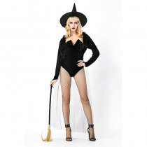 Witch Cosplay Suit Halloween Costume
