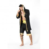 Men Cosplay Boxing Long Sleeve Coustume