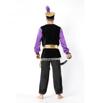 Men Cosply Aladdin Lamp Costume