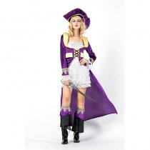 Female Sexy Pirate Cosply Costume