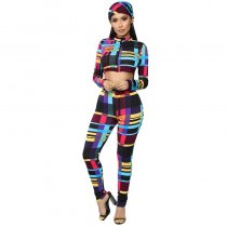 Feeling Some Type Of Way 3 Piece Set - MultiColor