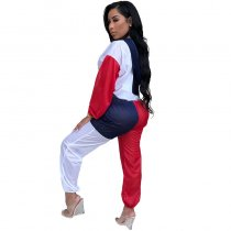 Long Sleeve Hoody Pants Set