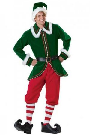 Costumes Men's Santa's Elf Costume