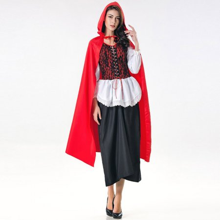 Little Red Riding Hood Women's Costume