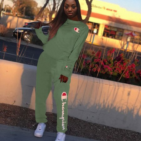 Winter Women Sweatsuit Two Piece Sets