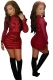 Long Sleeve Sexy Bodycon Dress L28139