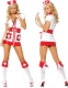 Flirty Nurse Costume  L1225