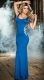 Blue Elegant Affair Gown L51341-1