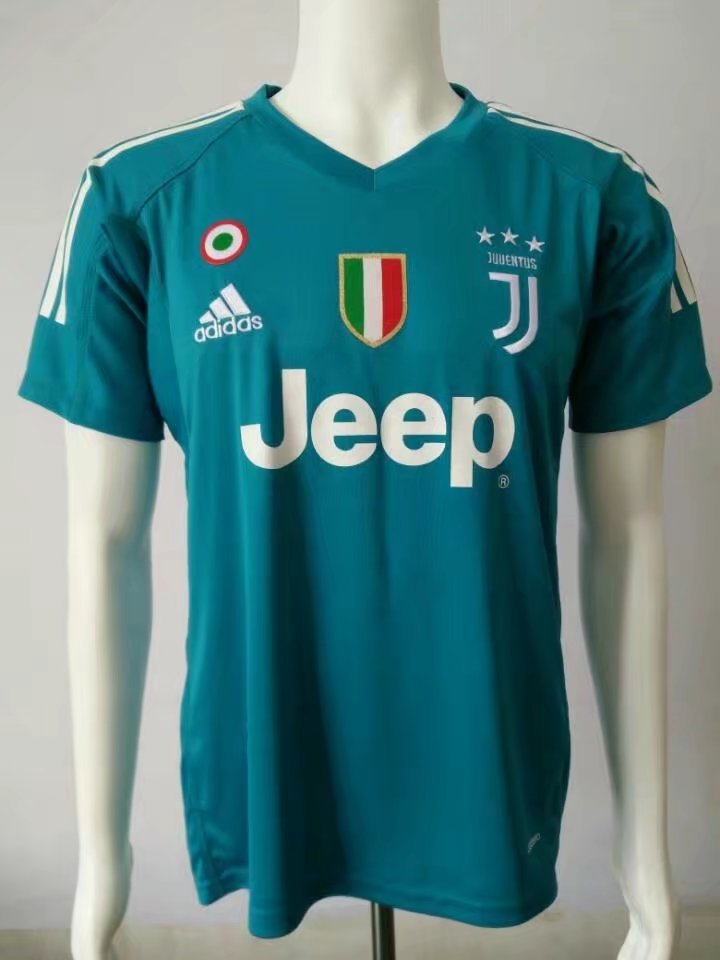 The Best Juventus Third Kit 17/18