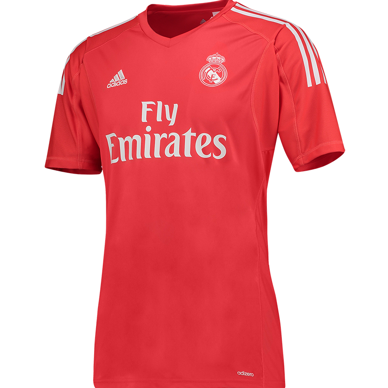 Buy Real Madrid Goalkeeper Away Jersey Men 2017 18online