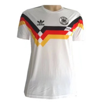 Germany Home Retro Jersey Mens 1990