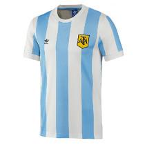 Argentina Home Retro Jersey Mens 1978
