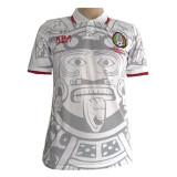 Mexico Away Retro Jersey Mens 1998