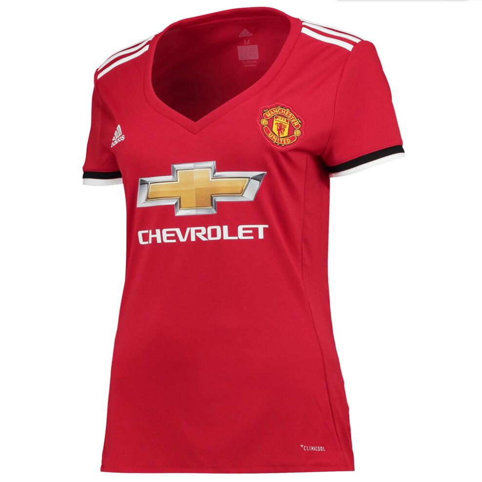 US$ 14.8 - Manchester United Home Jersey Women 2017/18 ...
