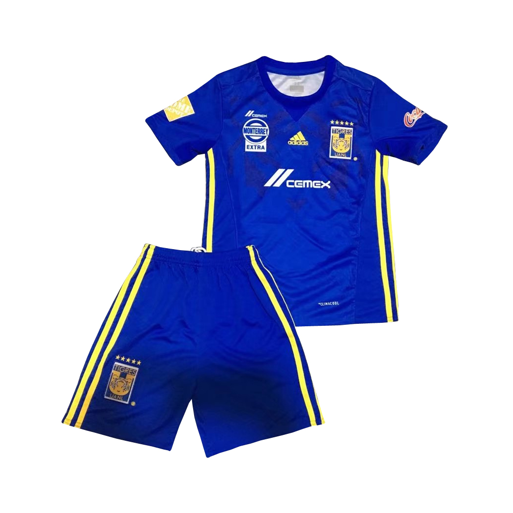 tigres uanl third away soccer jersey 2018 2019  tigres uanl away jersey  kids 2017 18 item no sw082185 298ba8174