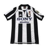 Juventus Retro Home Jersey Mens 1997/98