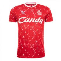 Liverpool Retro Home Jersey Mens 1989/90