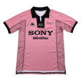 Juventus Retro 97-98 Juventus Centenary Shirt