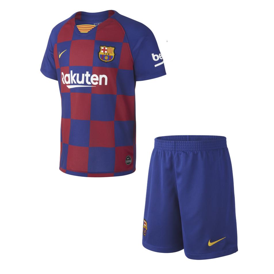 US$ 14.8 - Barcelona Home Jersey Kids 2019/20 - www.fcsoccer