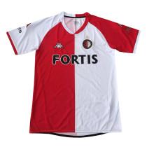 Mens Feyenoord Retro Home Jersey 2008