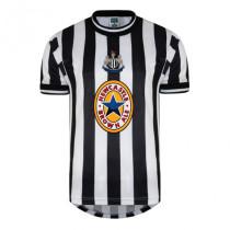 Newcastle United Retro Home Jersey Mens 1997-1999