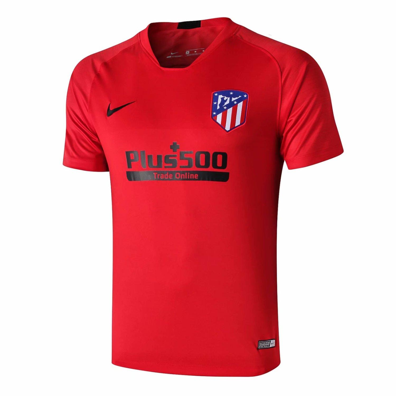 US$ 15.8 - Atletico Madrid Short Training Red Jersey Mens ...