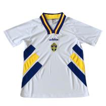 Mens Sweden Away Retro Jersey 1994