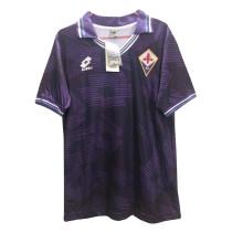 ACF Fiorentina Retro Home Jersey Mens 1992-1993