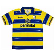 Parma Calcio Retro Home Jersey Mens 1998/99