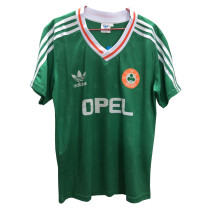 Mens Ireland Retro Home Jersey 1990