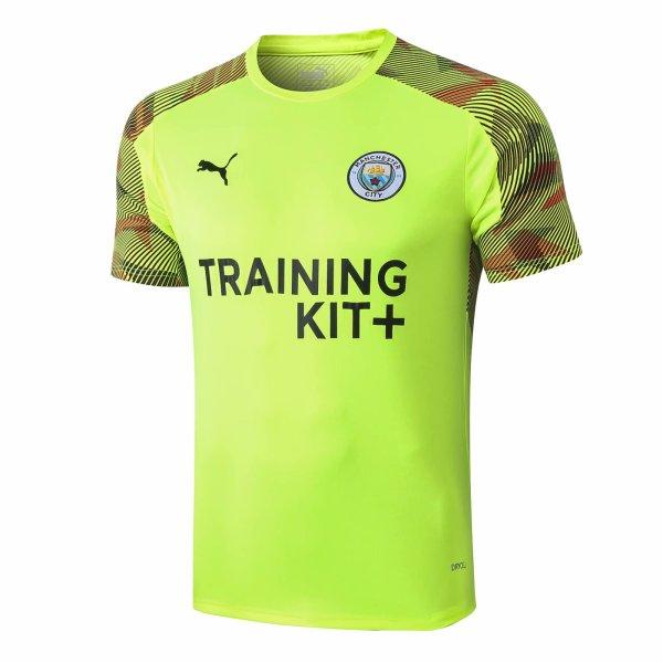 US$ 15.8 - Manchester City Short Training Yellow Jersey ...