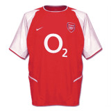 Arsenal Retro Home Jersey Mens 2002/2003