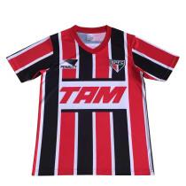 Mens Sao Paulo FC Retro Away Jersey 1993