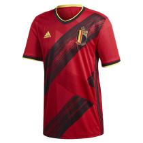 Mens Belgium Home Jersey 2021
