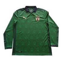 Italy Third Jersey Long Sleeve Mens 2020